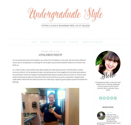undergradstyle